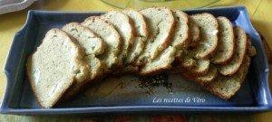 Muffin de farine de lentilles vertes du Berry à la sucrine du Berry et Sainte Maure de Touraine dans COLLECTIVITE Photo0189-300x135
