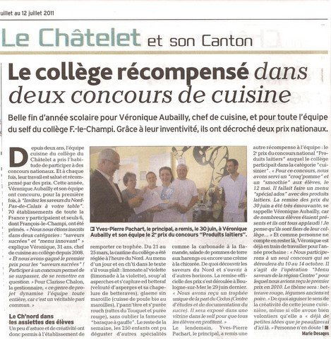 Article de presse dans COLLECTIVITE 002-1
