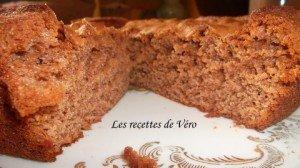 Le gâteau des restes