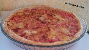 Tarte Saint Nectaire et tomates dans ENFANTS SAM_0643-300x168